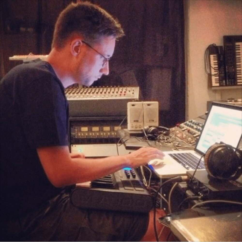Music production, live performance, Ableton Live and Push
